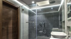 Prevent Hard Water Stains On Shower Doors